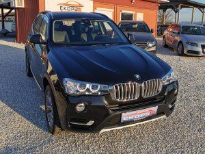 BMW X3 xDrive 20d xLine Aut. SUV / Geländewagen